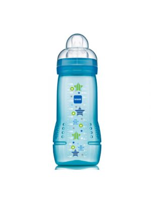 MAM Biberon Baby Bottle 330 ml - Azzurro
