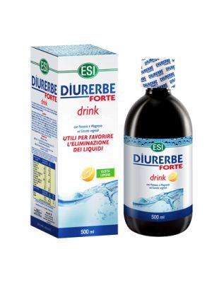 ESI Diurerbe Forte Drink Limone 500 ml.