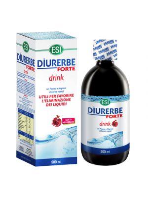 ESI Diurerbe Forte Drink Melograno 500 ml.