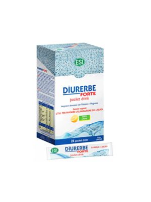 ESI Diurerbe Forte Limone 24 Pocket Drink