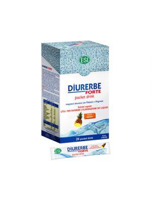 ESI Diurerbe Forte Ananas 24 Pocket Drink