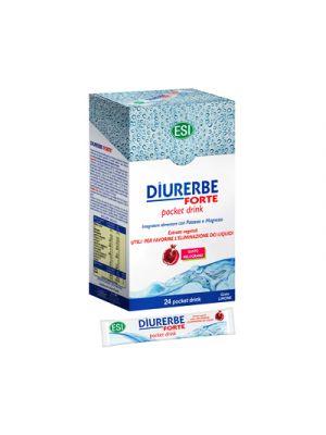 ESI Diurerbe Forte Melograno 24 Pocket Drink
