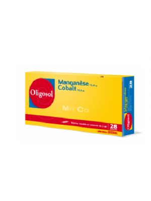 LABCATAL Nutrition Manganese-Cobalto 28 Fiale Bevibili 2 ml.