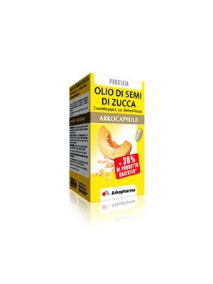 ARKOCAPSULE Olio Di Semi Di Zucca 60 Capsule