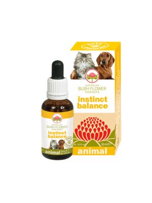 AUSTRALIAN BUSH FLOWER ANIMAL Instinct Balance 30 ml.