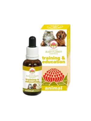AUSTRALIAN BUSH FLOWER ANIMAL Training & Education 30 ml.