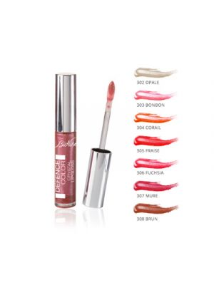 BIONIKE Defence Color Lip Gloss - 304-CORAIL