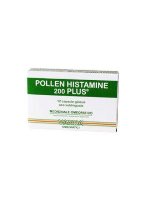 VANDA Pollen Histamine 200 Plus® 12 Capsule-Globuli