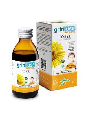 ABOCA GrinTuss Pediatric Sciroppo Bambini 180 g.