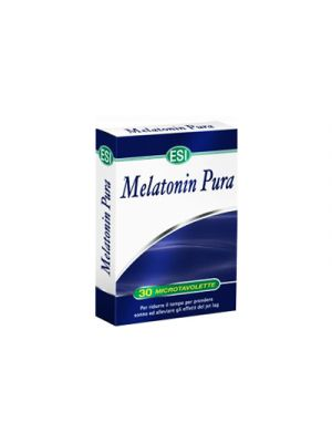 ESI Melatonin Pura 30 Microtavolette 1 mg.