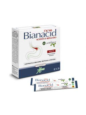 ABOCA NeoBianacid Acidità e Reflusso 20 Bustine Monodose Orosolubili