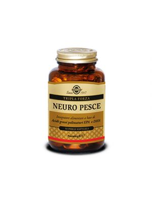 SOLGAR Neuro Pesce 50 Perle Softgel