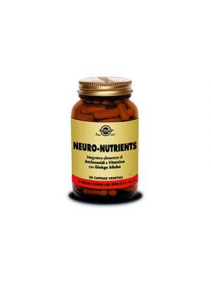 SOLGAR Neuro-Nutrients 30 Capsule Vegetali