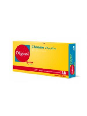 LABCATAL Oligosol Cromo 28 Fiale Bevibili 2 ml.