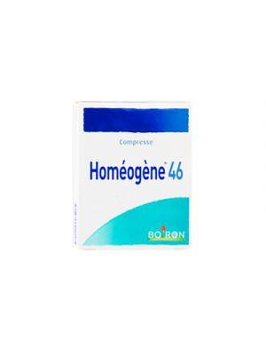 BOIRON Homeogene® 46 60 Compresse