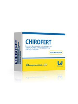 CHIROFERT 20 Compresse
