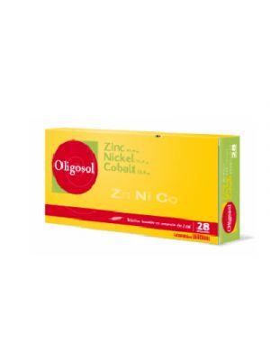 LABCATAL Oligosol Zinco-Nichel-Cobalto 28 Fiale Bevibili 2 ml.