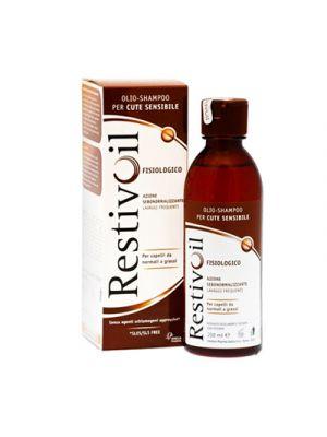 RESTIVOIL Fisiologico Olio-Shampoo Sebonormalizzante 250 ml.