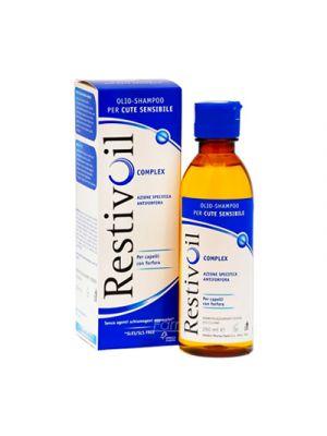 RESTIVOIL Complex Olio-Shampoo Antiforfora 250 ml.