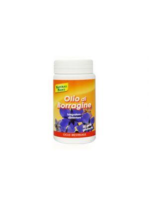 NATURAL POINT Olio di Borragine 50 Perle Gelatinose