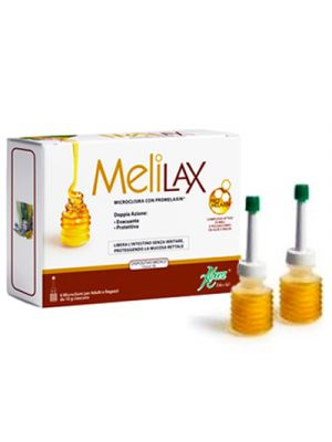 ABOCA Melilax Adulti 6 Microclismi Monouso