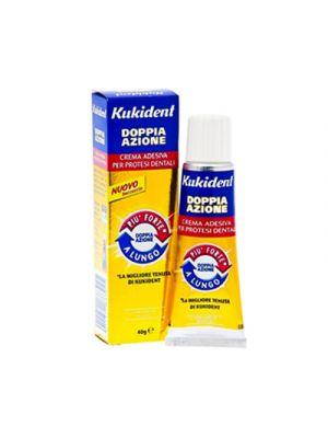 KUKIDENT® Doppia Azione Crema Adesiva 40 g.