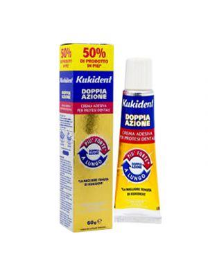 KUKIDENT® Doppia Azione Crema Adesiva 60 g.