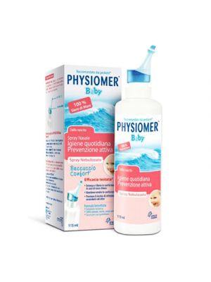 PHYSIOMER® Baby Spray Nasale 115 ml.