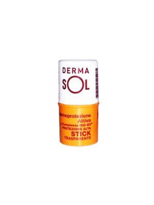 DERMASOL Stick Solare Trasparente 4 ml.