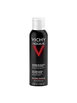 VICHY Homme Mousse da Barba Anti-irritazione 150 ml.