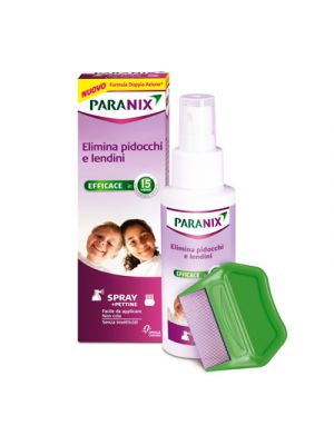 PARANIX Spray 100 ml. + Pettine