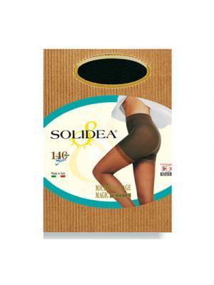 SOLIDEA® Magic Sheer Collant 140 Denari NERO - Misura M
