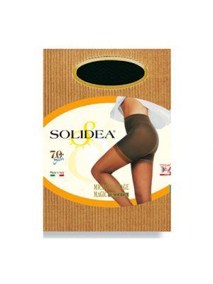 SOLIDEA® Magic Sheer 70 Denari NERO - Misura S