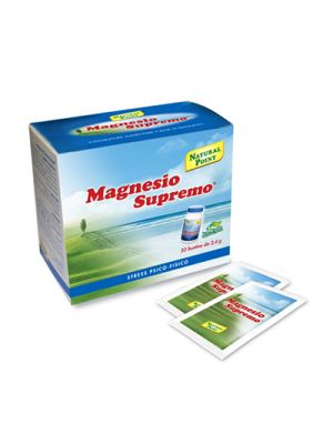 NATURAL POINT Magnesio Supremo® 32 Bustine