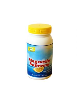 NATURAL POINT Magnesio Supremo® LEMON Polvere 150 g.