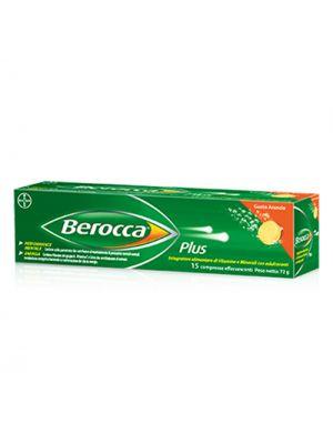 BEROCCA® Plus 15 Compresse Effervescenti