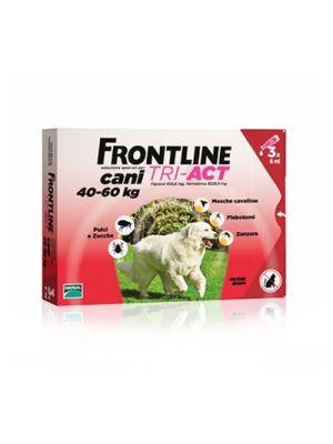 FRONTLINE Tri-Act Cani 40-60 kg. 3 Pipette Monodose