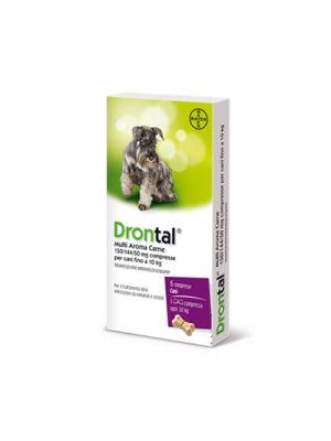DRONTAL® Multi Aroma Carne Cani 6 Compresse