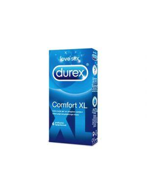 DUREX Comfort XL 6 Profilattici