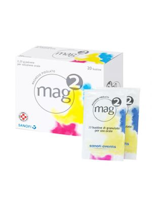 MAG2® 20 Bustine da 2,25 g.