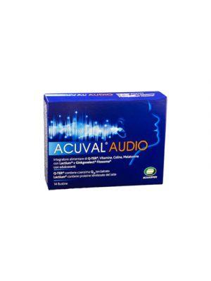 ACUVAL® Audio 14 Bustine Orosolubili