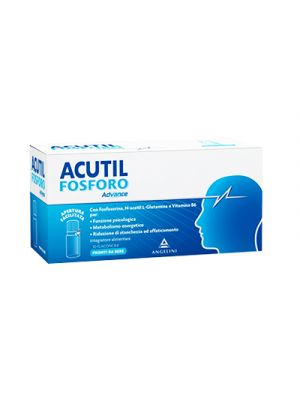 ACUTIL FOSFORO Advance 10 Flaconcini Bevibili 10 ml.