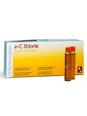 DR.RECKEWEG V-C 15 Forte® 24 Fiale Bevibili