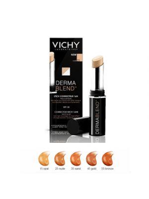 VICHY Dermablend Fondotinta Ultra-Correttore Stick - 15-OPAL 4,5 g.