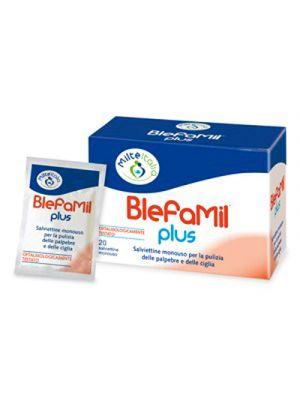 BLEFAMIL® Plus 20 Salviettine Monouso