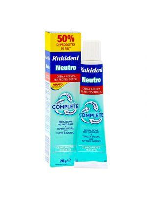 KUKIDENT® Plus Complete NEUTRO Crema Adesiva 70 g.