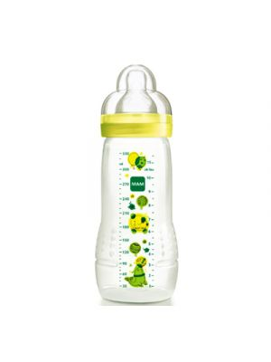MAM Biberon Baby Bottle 330 ml - Giallo