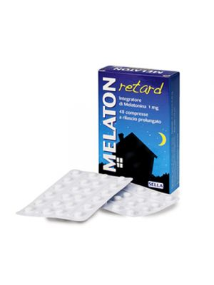 MELATON Retard 48 Compresse 1 mg.