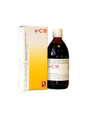 DR.RECKEWEG V-C 15 Sciroppo 250 ml.