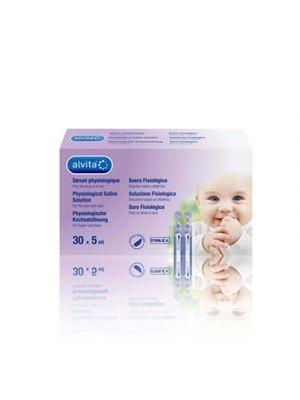 ALVITA Soluzione Fisiologica 30 Ampolle Monodose